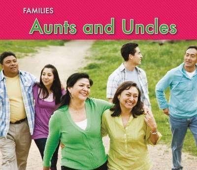 Aunts and Uncles - Rebecca Rissman