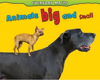 Animals Big and Small - Daniel Nunn