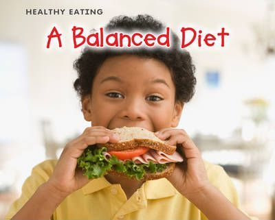 A Balanced Diet - Catherine Veitch