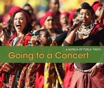 Going to a Concert - Rebecca Rissman