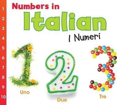 Numbers in Italian: I Numeri - Daniel Nunn