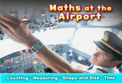 Maths at the Airport - Tracey Steffora