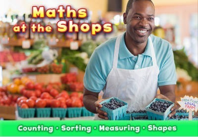 Maths at the Shops - Tracey Steffora