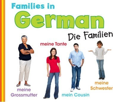 Families in German: Die Familien - Daniel Nunn