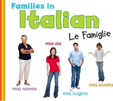 Families in Italian: Le Famiglie - Daniel Nunn