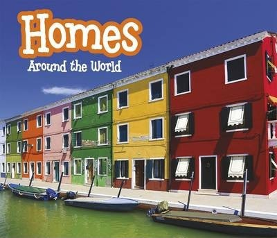 Homes Around the World - Clare Lewis