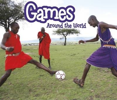 Games Around the World - Clare Lewis