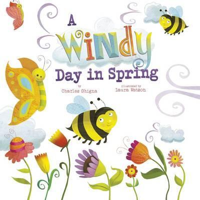 A Windy Day in Spring - Charles Ghigna