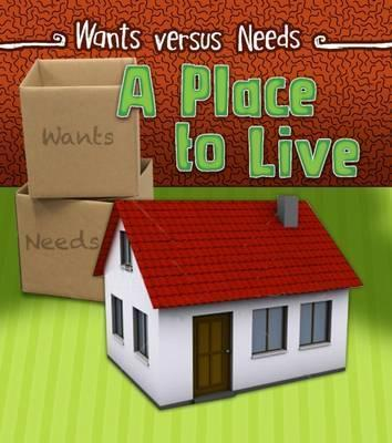 A Place to Live - Linda Staniford