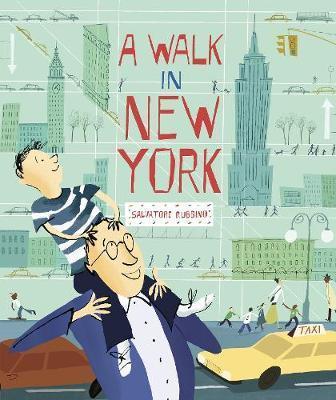 A Walk in New York - Salvatore Rubbino