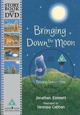 Bringing Down the Moon - Jonathan Emmett