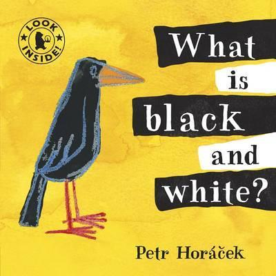 What Is Black and White? - Petr Horacek