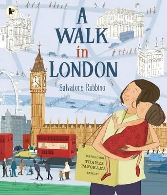 A Walk in London - Salvatore Rubbino