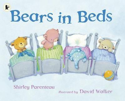 Bears in Beds - David Walker