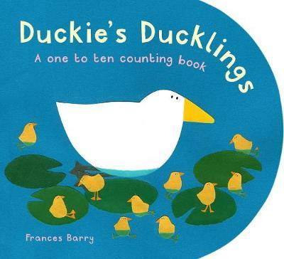 Duckie's Ducklings - Frances Barry