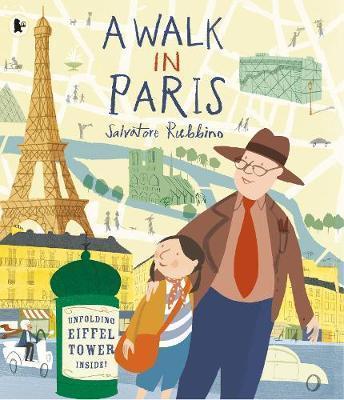 A Walk in Paris - Salvatore Rubbino