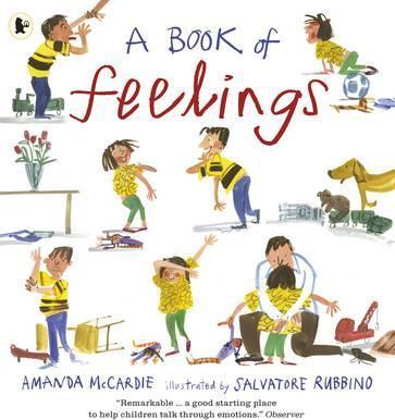 A Book of Feelings - Amanda McCardie