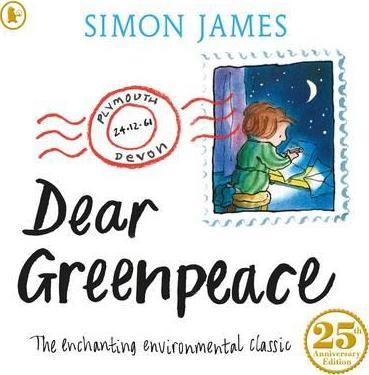 Dear Greenpeace - Simon James