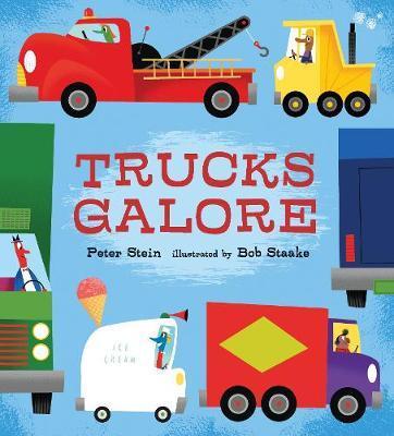 Trucks Galore - Peter Stein