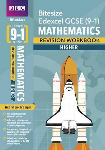BBC Bitesize Edexcel GCSE (9-1) Maths Higher Workbook -