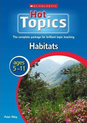 Habitats - Peter Riley