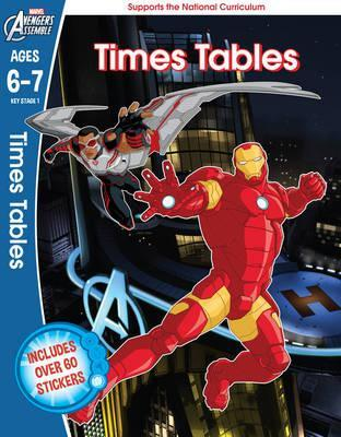 The Avengers: Times Tables