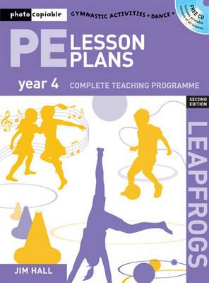 PE Lesson Plans Year 4: Photocopiable gymnastic activities