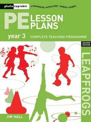 PE Lesson Plans Year 3: Photocopiable Gymnastic Activities