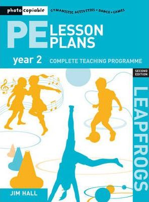 PE Lesson Plans Year 2: Photocopiable gymnastic activities