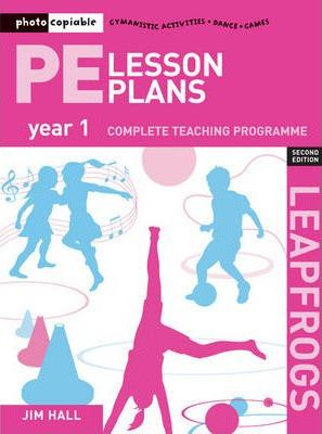 PE Lesson Plans Year 1: Photocopiable Gymnastic Activities