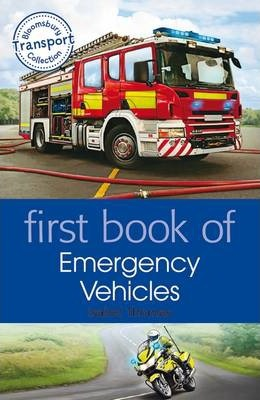 First Book of Emergency Vehicles - Isabel Thomas