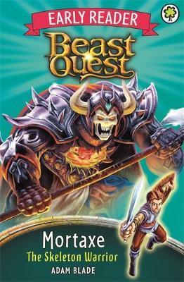 Beast Quest: Mortaxe the Skeleton Warrior: Special 6 - Adam Blade