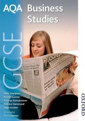 AQA GCSE Business Studies - Rachel Sumner