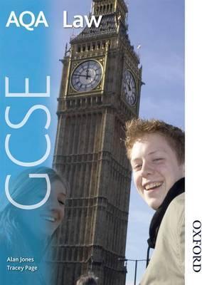 AQA Law GCSE - Alan Jones