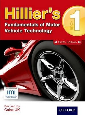 Hillier's Fundamentals of Motor Vehicle Technology Book 1 - V. A. W. Hillier