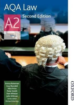 AQA Law A2 - Guy Blundell