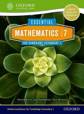 Essential Mathematics for Cambridge Lower Secondary Stage 7 - Sue Pemberton