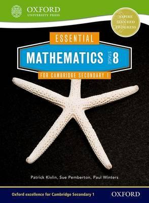 Essential Mathematics for Cambridge Lower Secondary Stage 8 - Sue Pemberton