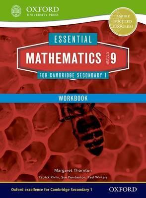 Essential Mathematics for Cambridge Lower Secondary Stage 9 Work Book - Margaret Thornton