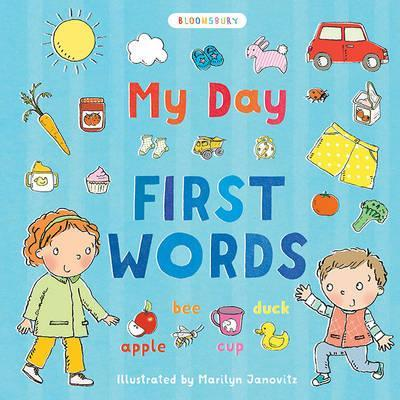 My Day: First Words - Marilyn Janovitz