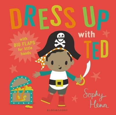 Dress Up with Ted - Sophy Henn