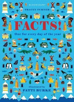 Facts!: One for every day of the year - Tracey Turner
