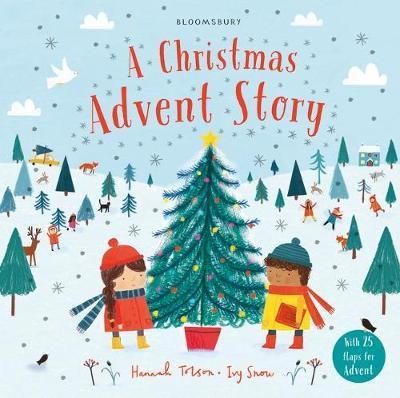 A Christmas Advent Story - Ivy Snow