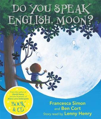 Do You Speak English Moon - Francesca Simon