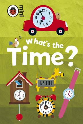 Early Learning: What's the Time? - Mark Airs