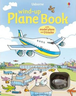 Wind-Up Plane Book - Gill Doherty