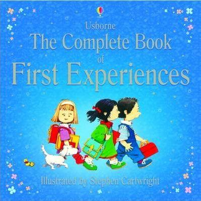Complete First Experiences - Anne Civardi