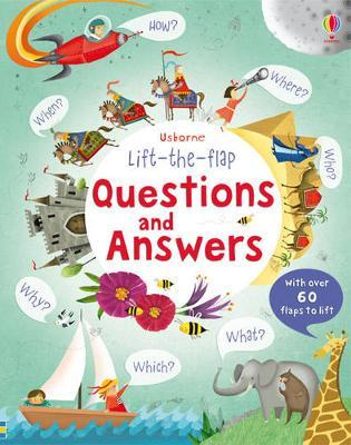 Lift the Flap Questions and Answers - Katie Daynes