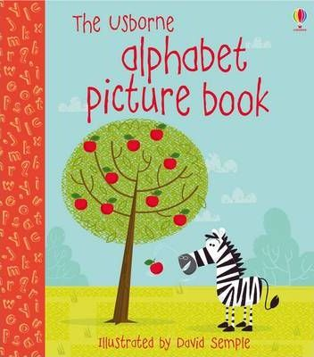 Alphabet Picture Book - Rosalinde Bonnet