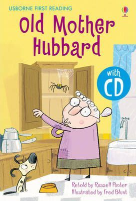 First Reading Two: Old Mother Hubbard - Russell Punter
